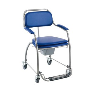 SILLA WC OMEGA MOVIL